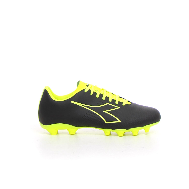 DIADORA Pichichi 4 MG scarpa da calcio - nero giallo