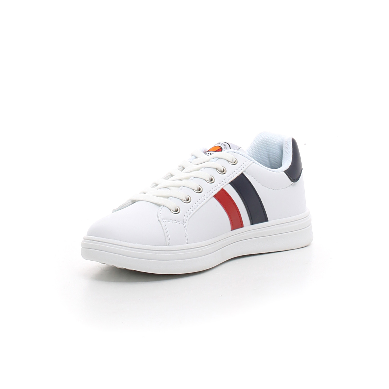 ELLESSE Scarpa sportiva bambino - bianco/blu/rosso