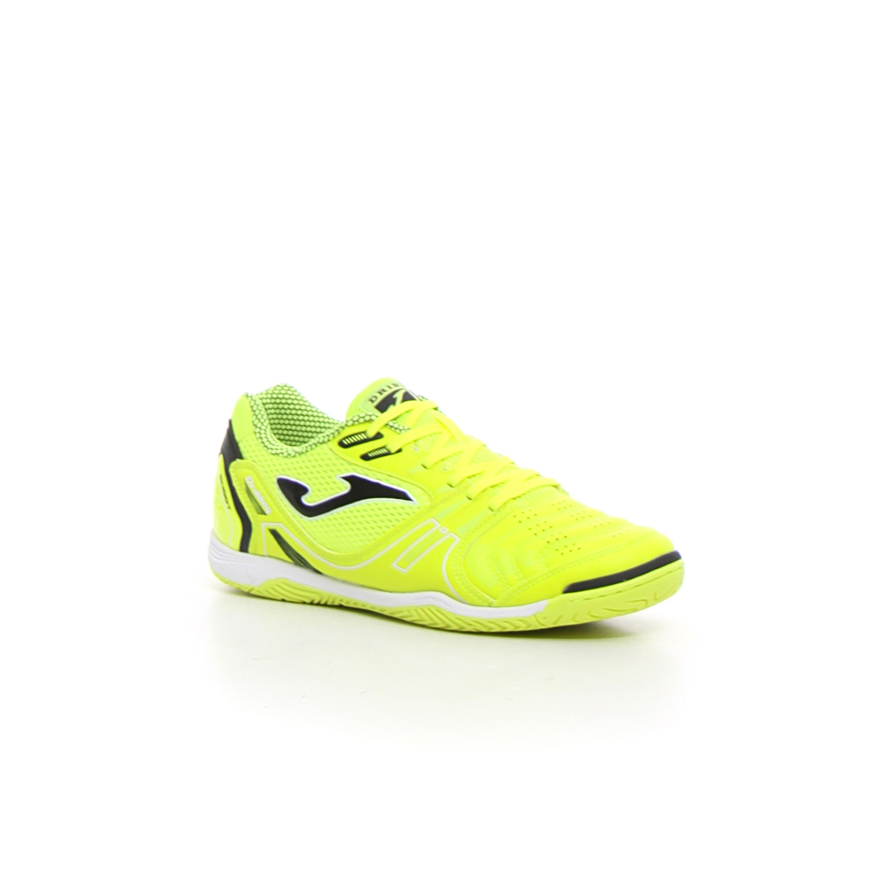JOMA Dribling 2011 scarpa da calcetto - giallo fluo nero