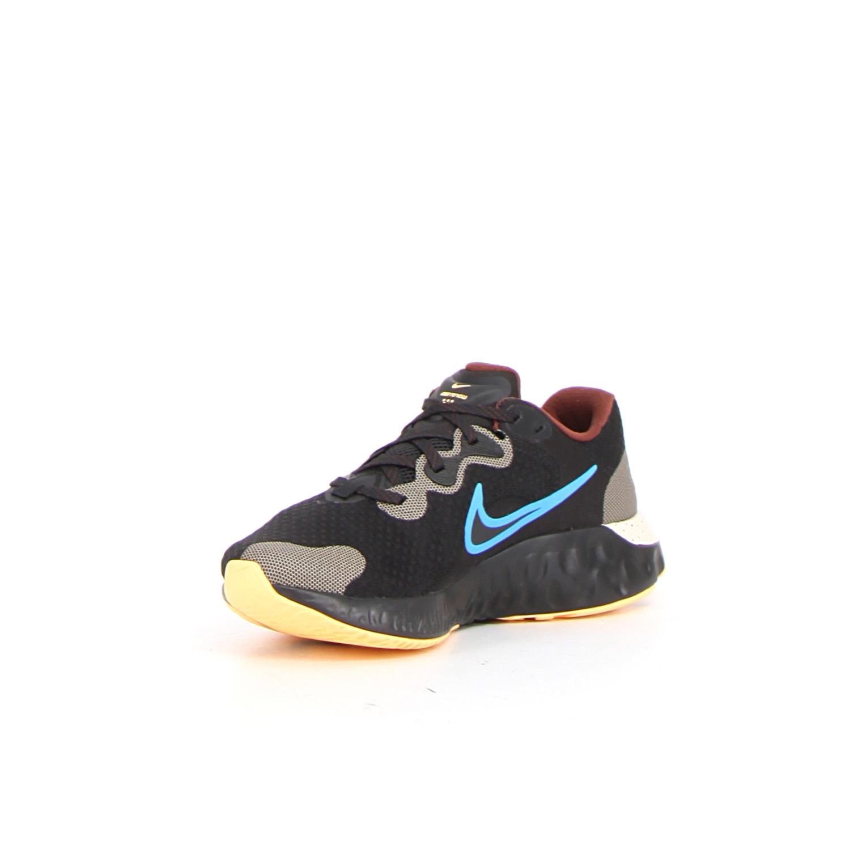 NIKE Renew Run 2 scarpa da running - nero blu